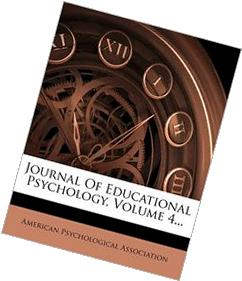 Journal Of Educational Psychology, Volume 6