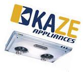 KAZE K202 36-Inch Stainless Steel Slim Under Cabinet Kitchen