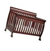 DaVinci Kalani 4-in-1 Convertible Crib with Toddler Rail,