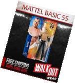 KANE WWE MATTEL BASIC SERIES 55 ACTION FIGURE TOY  - MINT