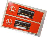 Lionel #39160 Kansas City Southern Passenger Car 2 Pack
