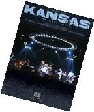 Kansas Greatest Hits Sheet Music Piano Vocal Guitar SongBook NEW 000306972