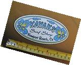 KAYAKS Surf Shop Newport Beach Surfboards CA OC SD Vintage