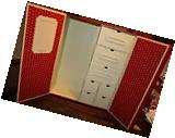 American Girl KEEPSAKE BOX Storage Organizer For 18in Doll,
