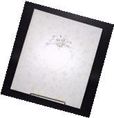 Hallmark Keepsake Wedding  Anniversary Love Photo Album