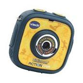 VTech Kidizoom Action Cam - Yellow,Black DISTRESSED