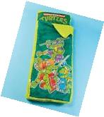 Kids / Children's Inflatable Sleeping Bag w/ Air Mattress