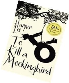 To Kill a Mocking Bird 50th Anniversary Edition