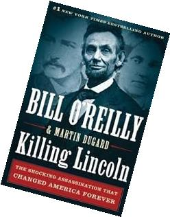 Killing Lincoln 1st  Edition
