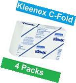 KIMBERLY-CLARK Pro 01500 Kleenex C-Fold Paper Towels 10-1/8