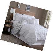 King Size Bedding Romantic Comforter Set Luxury Home