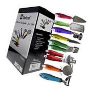 Kitchen Gadgets Tools Set 8 Pieces Stainless Steel Chef