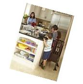 Kitchen Helper Safety Stool for Kids to Help Mommy Toddler
