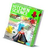 4M Kitchen Science Fair Kit Educational Experiments Toy