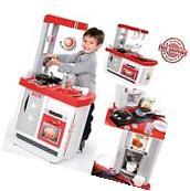 Kids Pretend Kitchen Play Set Toys For Children Educational