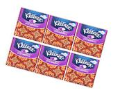 Kleenex Ultra Soft Tissues 3 Ply 75 Count Each  NEW