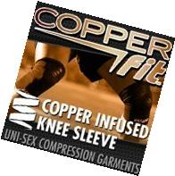 Copper Fit Knee Sleeve XXL As Seen On TV