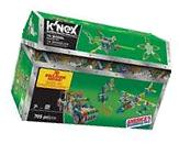 K'nex Knex 70 Model Building Set New 705 Pieces Nib