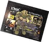 KNEX Titanfall Militia Ogre Titan Building Set