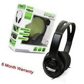 Komodo Live Pro Gamer Headset With Mic For Xbox 360 NEW