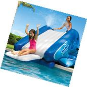 Intex Kool Splash Inflatable Water Slide Float Swimming Pool Blow Up Fun