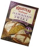 Krusteaz No Knead Hawaiian Sweet Artisan Bread Mix 16-Ounce