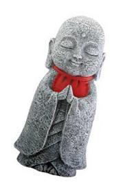 Ksitigarbha Jizo Ojizo-Sama Japanese Buddha Statue
