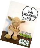 L@@K NEW Disney Star Wars Master Yoda TALKING Plush Stuffed