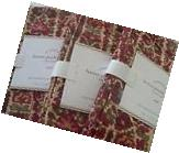 Pottery Barn Larson Paisley King Duvet Cover + 3 Euro Shams