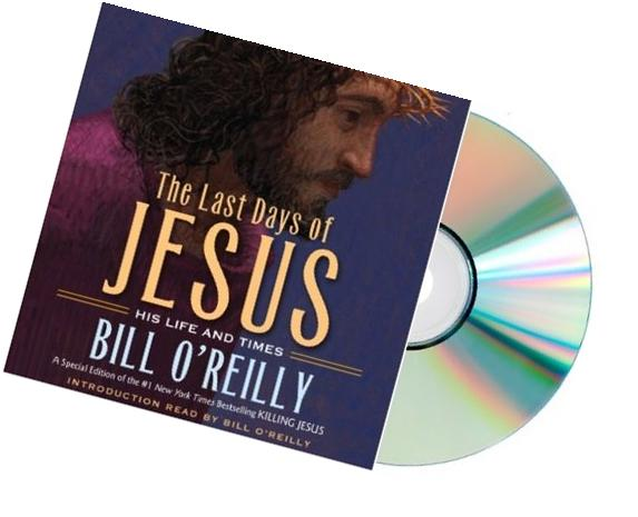 The Last Days of Jesus Audio CD: Last-Days-of-Jesus