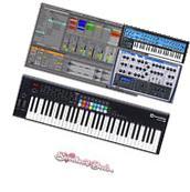 Novation Launchkey 61 MK2 USB MIDI Keyboard Controller