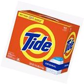 Tide Laundry Detergent Powder Original 160 Loads - 225 Oz