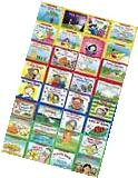 Lot 32 Learn to Read Children's Book Set Preschool