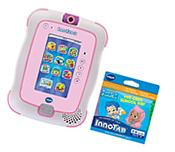 VTech Toys 80-157850  80-232200 VTech Learning Tablet Free