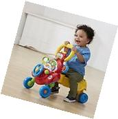 Baby Learning Walker Activity Toddler Infant Safety Walk