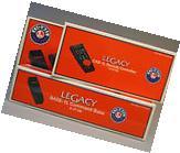 LIONEL LEGACY CAB-1L/BASE-1L COMMAND SET o gauge train