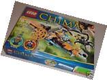 Lego Legends of Chima Set 70129 ~ Lavertus' Twin Blade ..