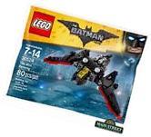 The LEGO Batman Movie 30524 The Mini Batwing Set New - Free