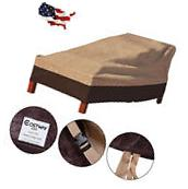 Waterproof Outdoor Patio Chaise Lounge Chair Furniture Cover