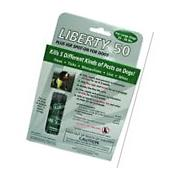 Liberty 50 - Large Dog - Spot on for Dogs