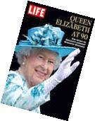 LIFE Queen Elizabeth at 90
