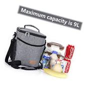 Lifewit Waterproof Thermal Cooler Insulated Lunch Box