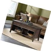Lift-Top Coffee Table With Storage Modern Living Room