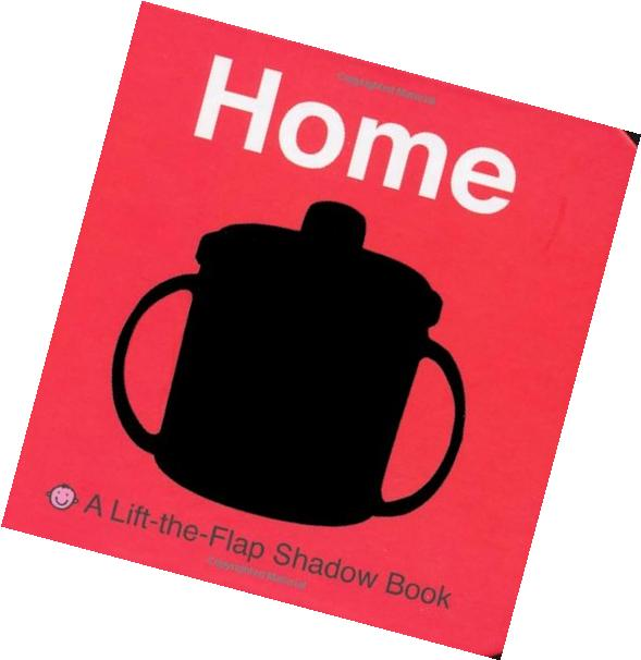Lift-the-Flap Shadow Book Home