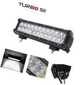 12inch 72W LED Light Bar 4D Optional Len Offroad SUV UTE