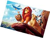 Lion King edible party cake topper decoration frosting sheet