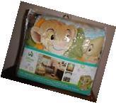 New Disney Baby The Lion King 3 pc Nursery Crib Set
