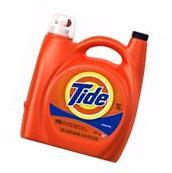 Tide Original Liquid Laundry Detergent, 170 oz
