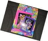 LISA FRANK SPARKLE ART CRAFT KIT - TWO PICTURES - NEW IN