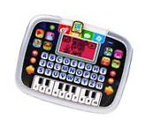 VTech Little Apps Baby Kids Tablet Toy Black Toddlers Toys